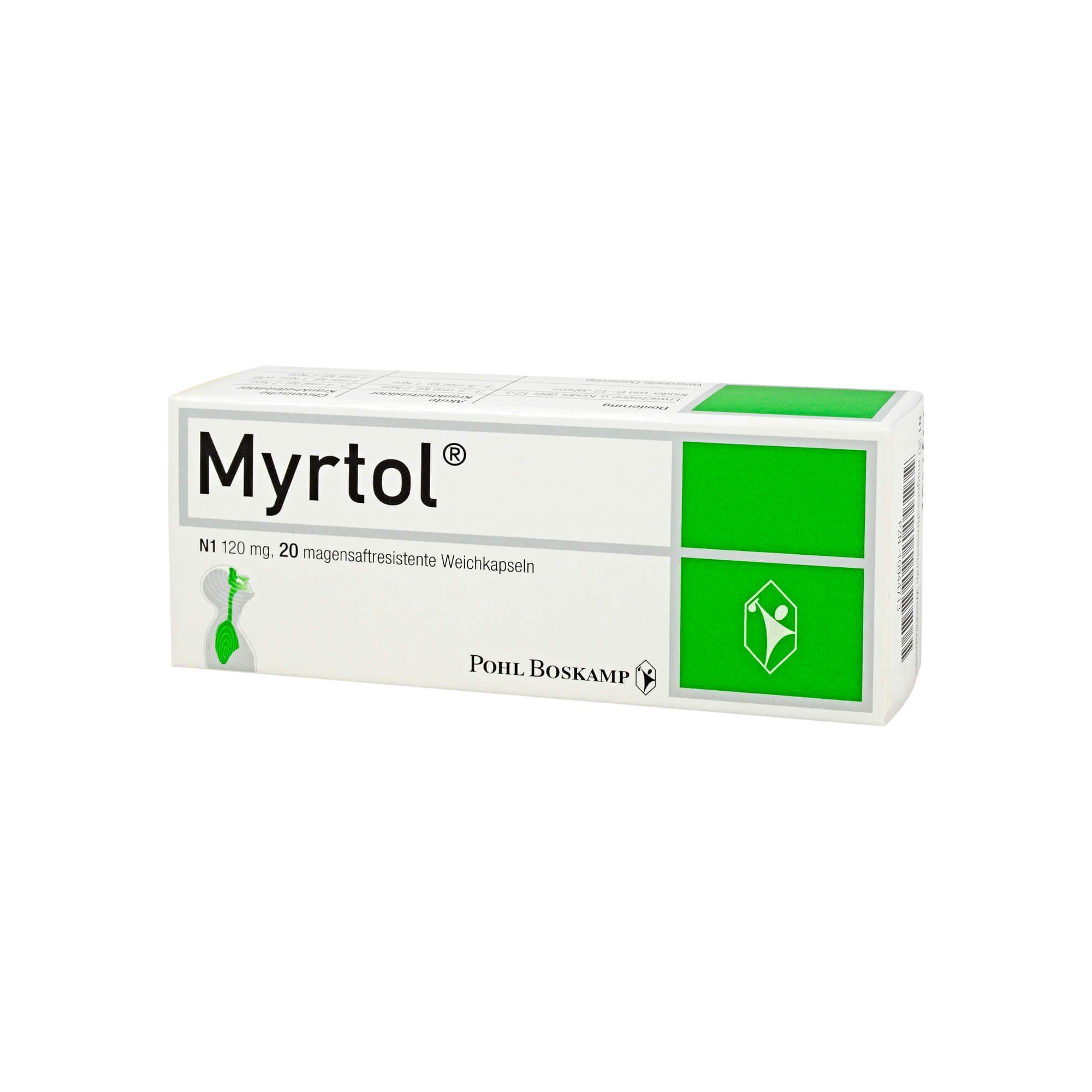 Myrtol , 20 St