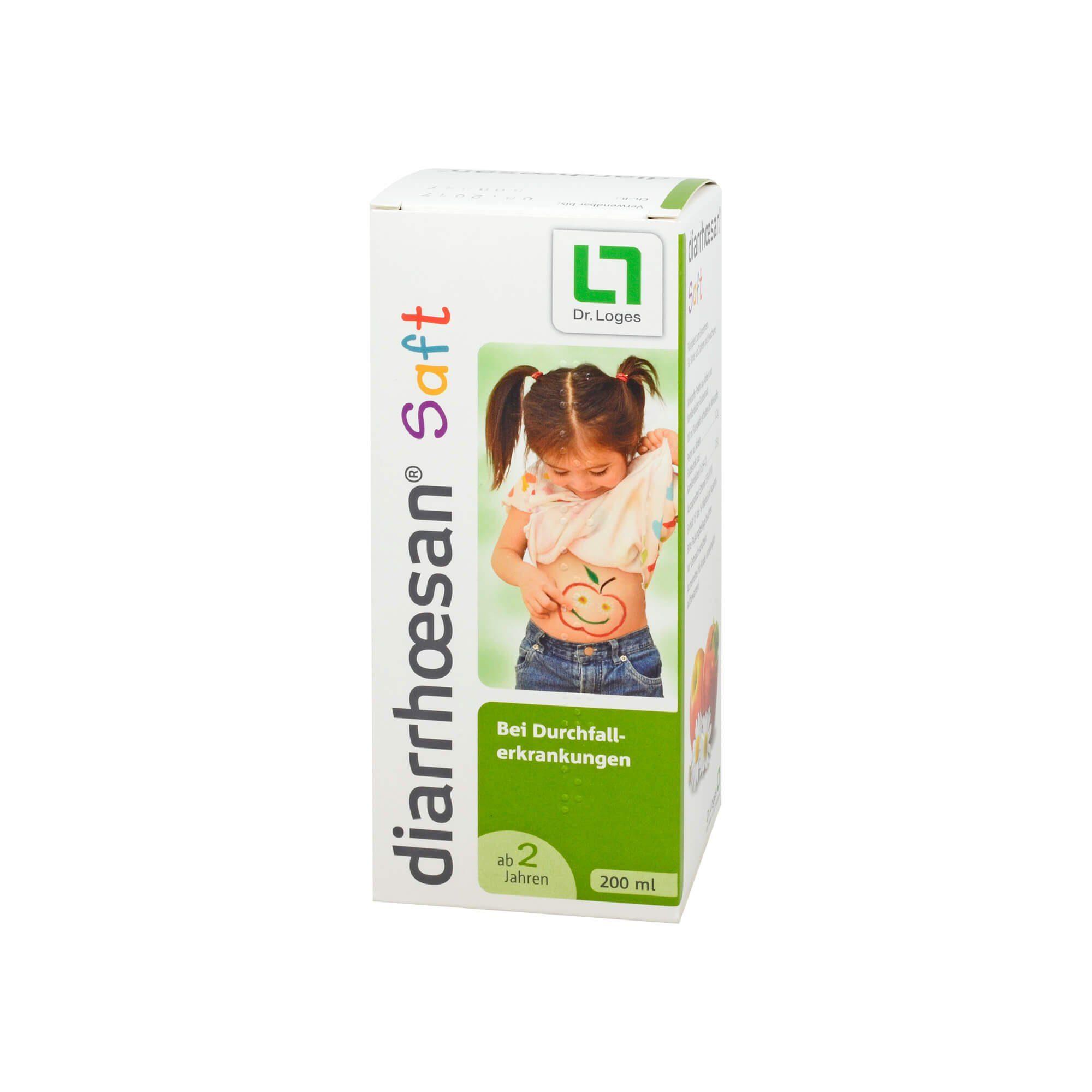 Diarrhoesan Saft, 200 ml