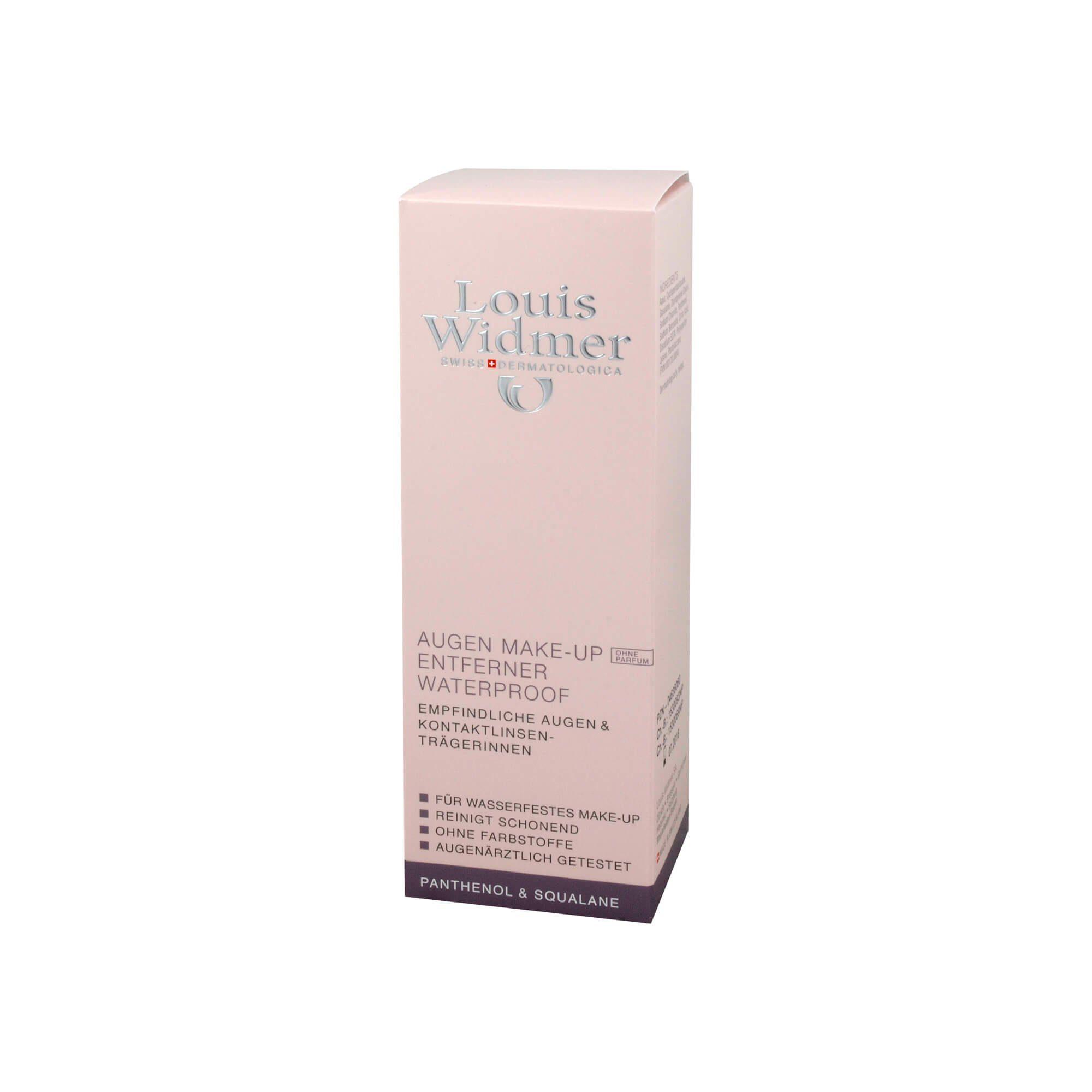 Widmer Widmer Augen Make-up Entferner waterproof , 100 ml