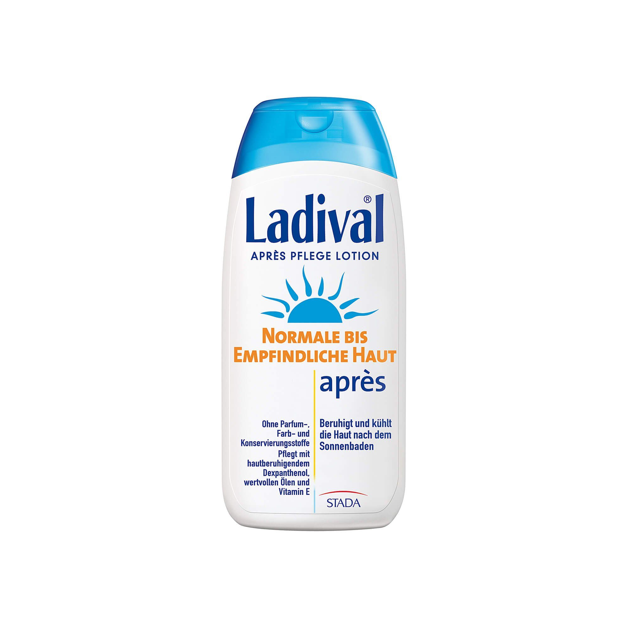 Ladival Normale bis Empfindliche Haut Apres Lotion , 200 ml