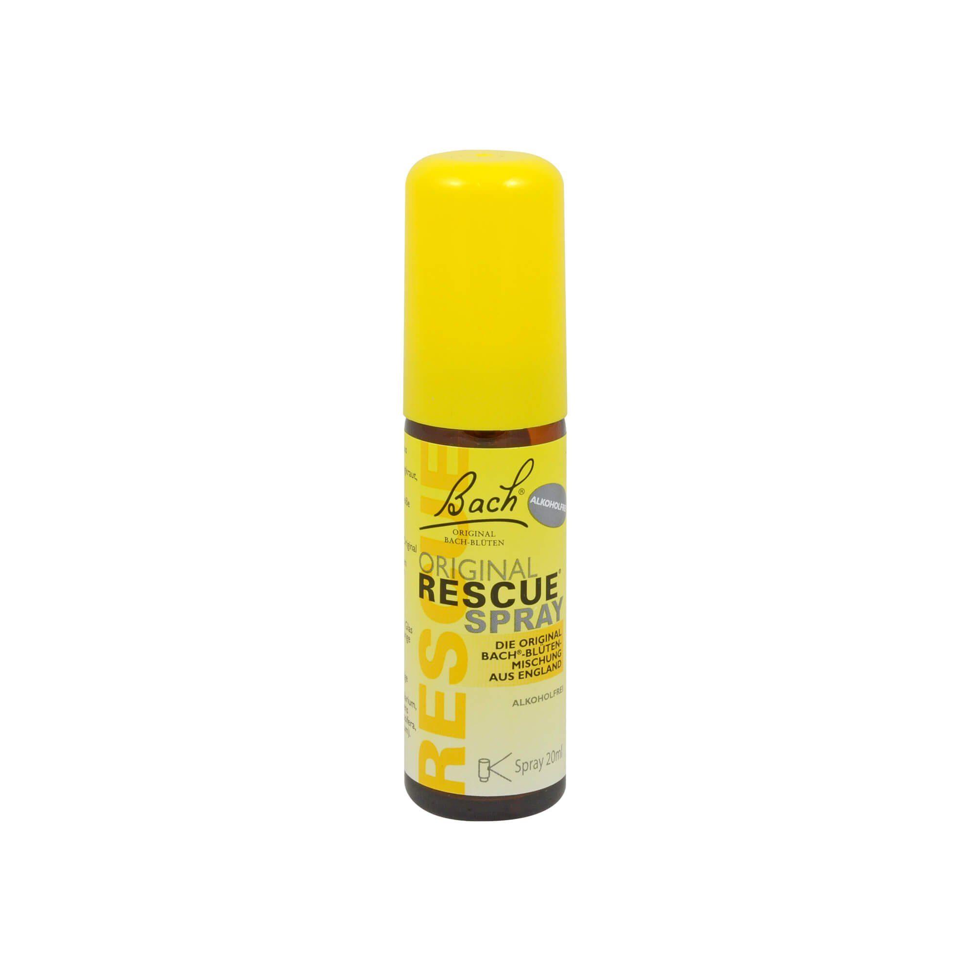 Bach Original Rescue Spray alkoholfrei , 20 ml