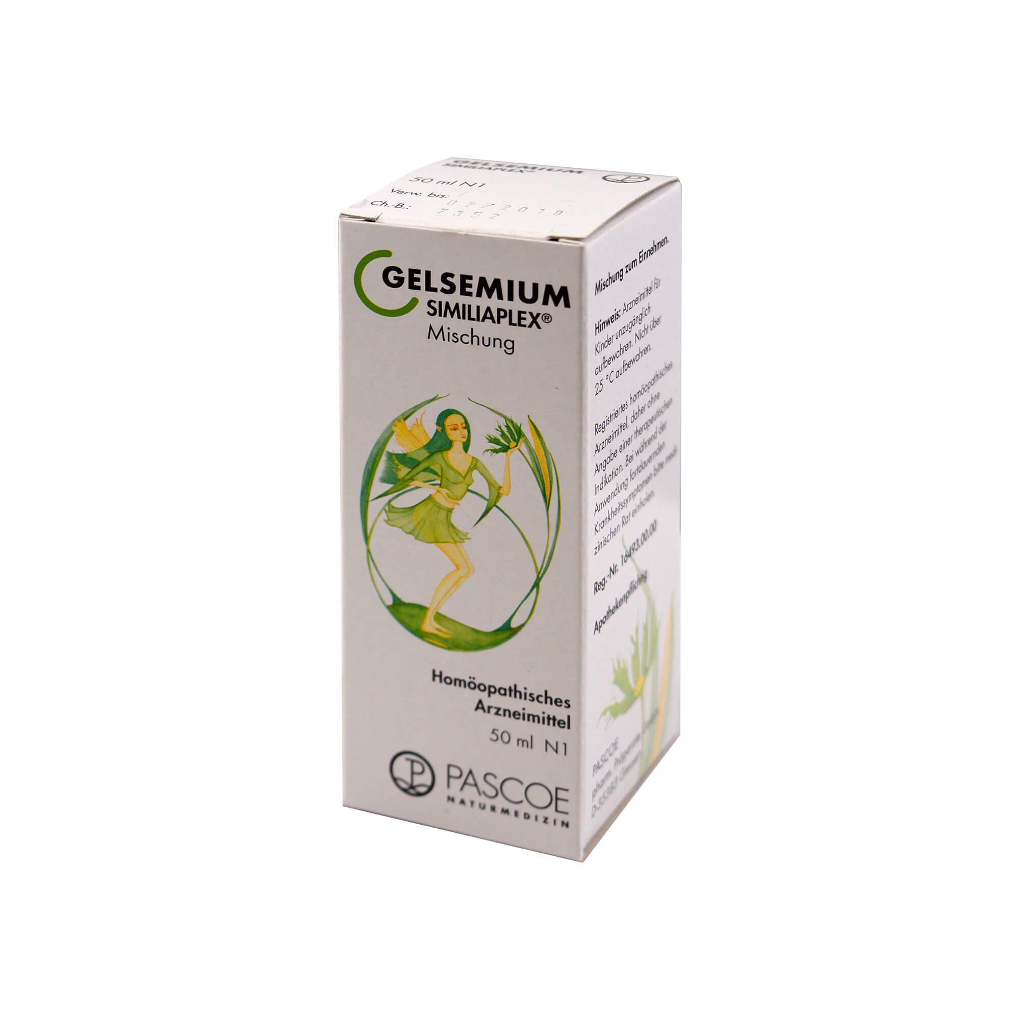 Gelsemium Similiaplex Tropfen, 50 ml