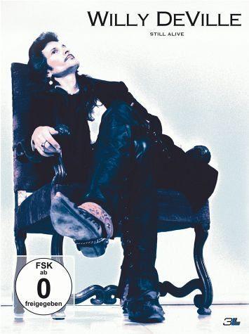 DVD »Willy DeVille - Still Alive (3 Discs)«