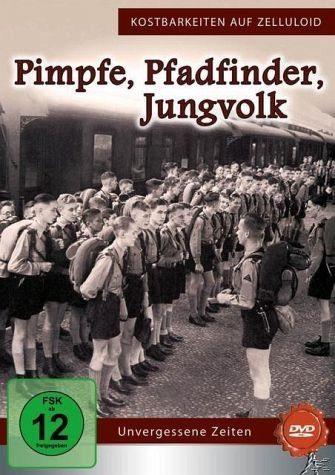 DVD »Deutschland wie es einmal war: Pimpfe,...«