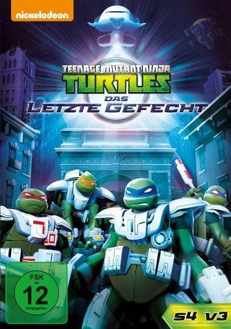 DVD »Teenage Mutant Ninja Turtles - Das letzte Gefecht«