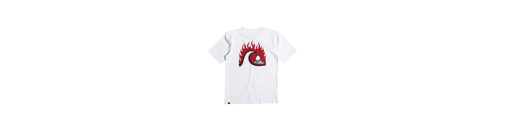 Kaufen Günstig Online Quiksilver T-Shirt Lit Up - T-Shirt Steckdose Zahlen Mit Paypal Spielraum Besuch Verkauf Niedriger Versand a6SnGCxVVa