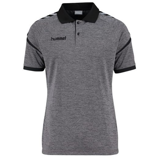 Hummel Authentic Charge Functional Poloshirt Herren