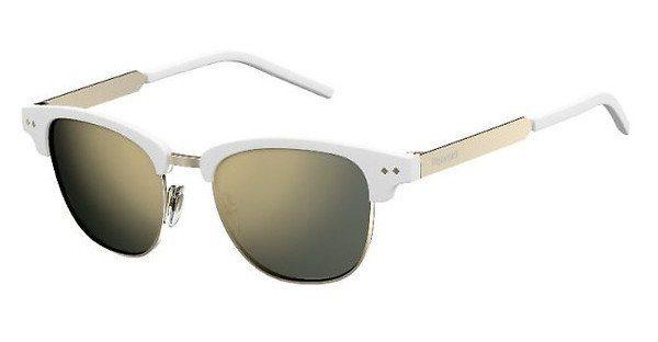 Polaroid Sonnenbrille » PLD 1027/S«, braun, N9P/UC - braun/grün