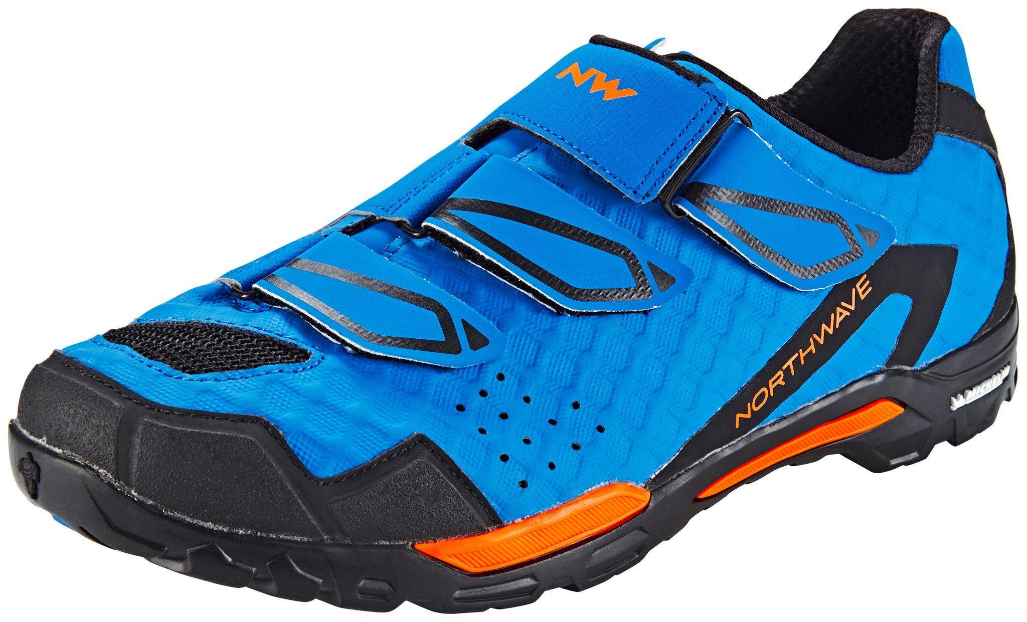 Northwave Fahrradschuhe Outcross 3V Shoes Men  blau