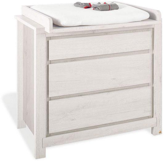 pinolino wickelkommode line breit online kaufen otto. Black Bedroom Furniture Sets. Home Design Ideas