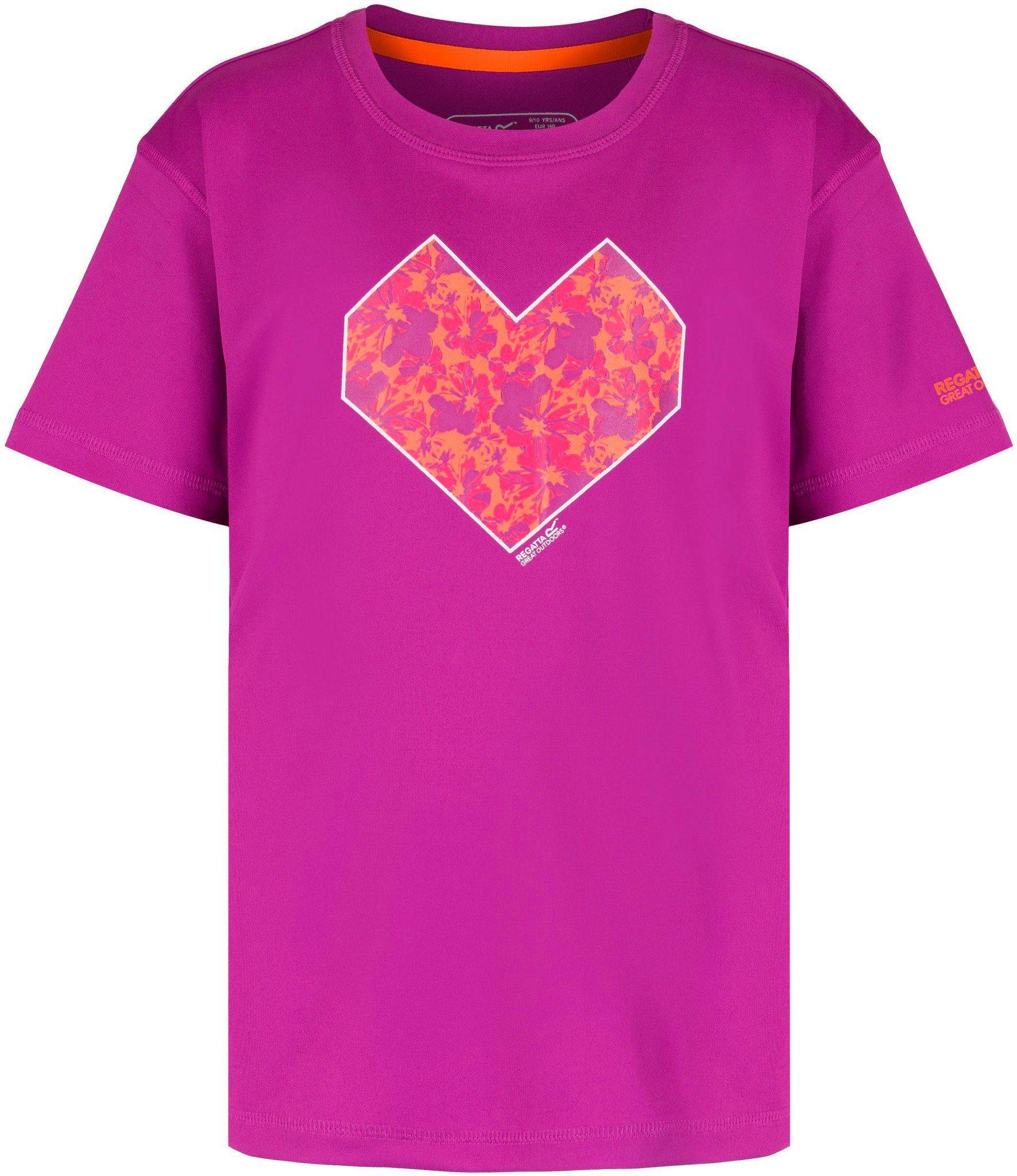Regatta T-Shirt »Regatta Alvarado II T-Shirt Kids«