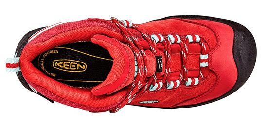Keen Kletterschuh Wanderer Mid WP Shoes Women