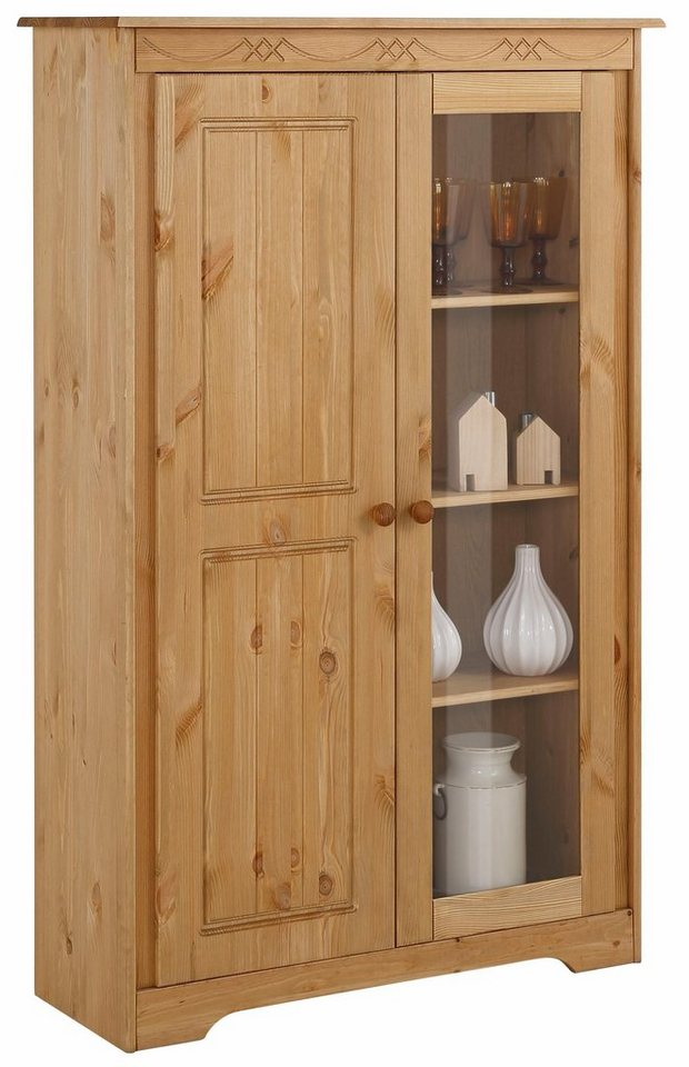 Highboard 2trg sofia breite 90 cm kaufen otto for Highboard kolonialfarben