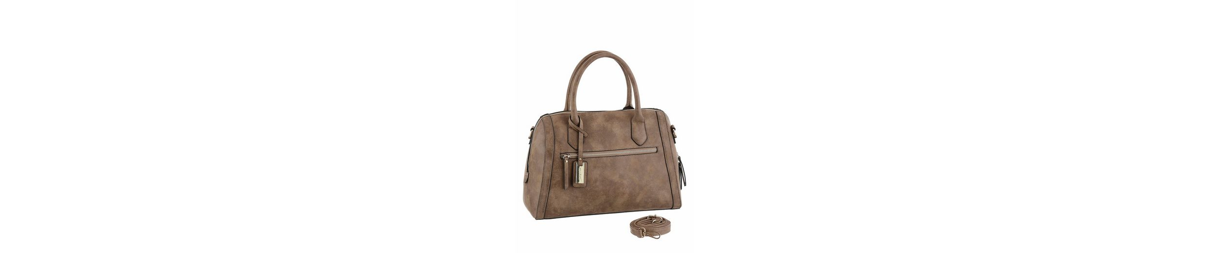Laura Scott Henkeltasche, in Used-Optik