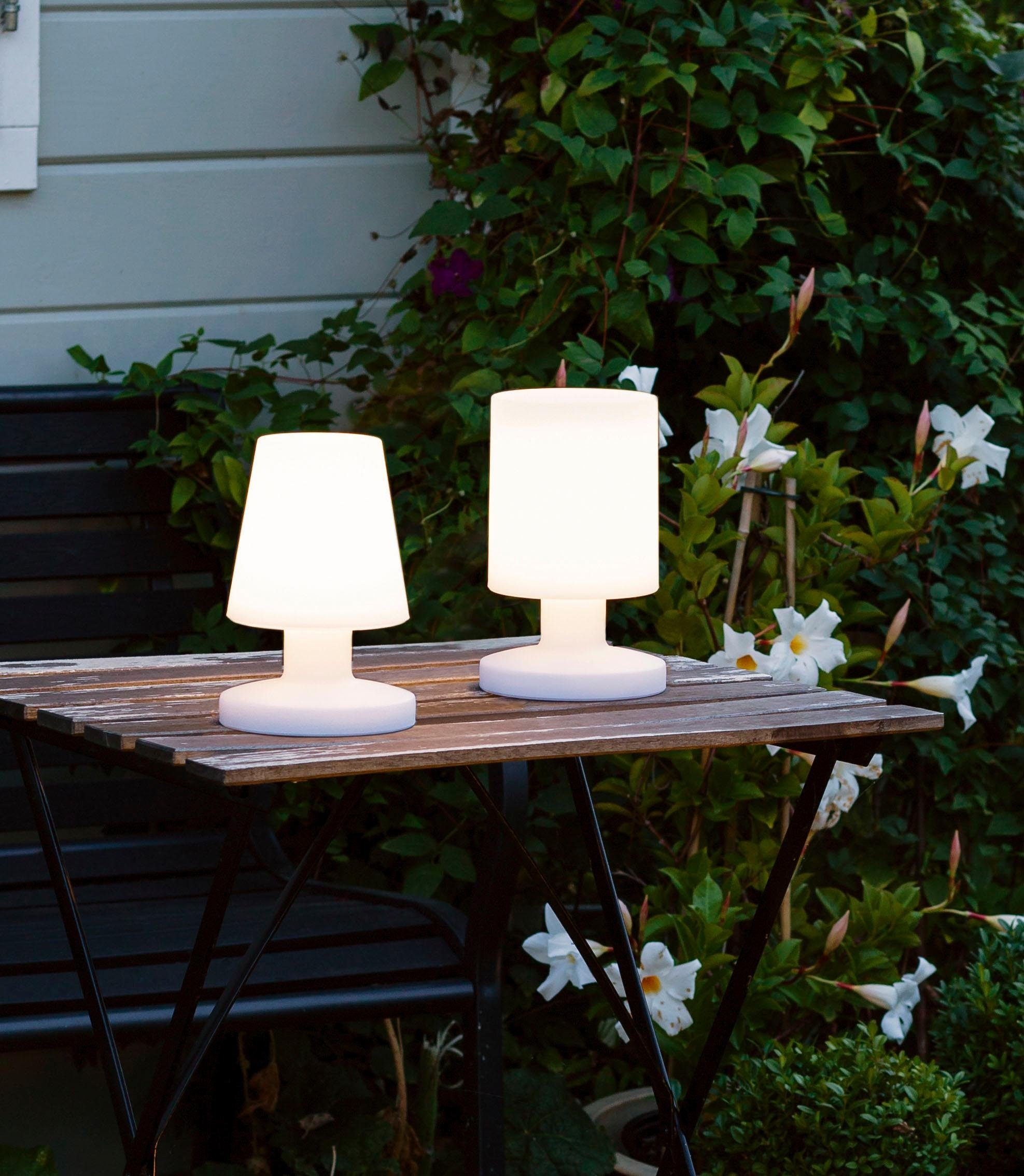 TRIO Leuchten LED Außen-Tischleuchte »LORA«, 1-flammig