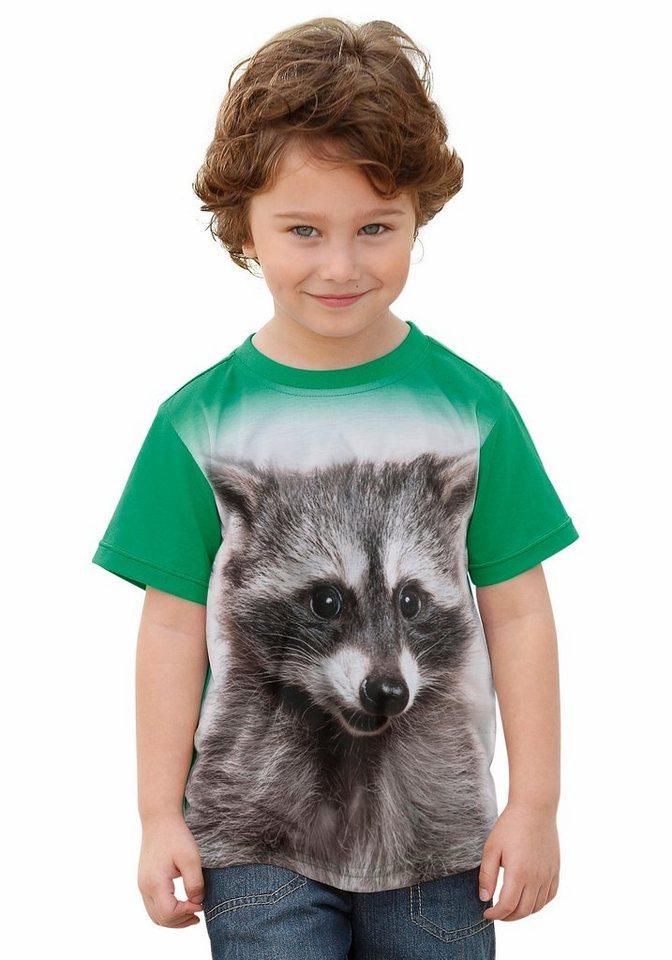 kidsworld t shirt mit waschb r druck kaufen otto. Black Bedroom Furniture Sets. Home Design Ideas