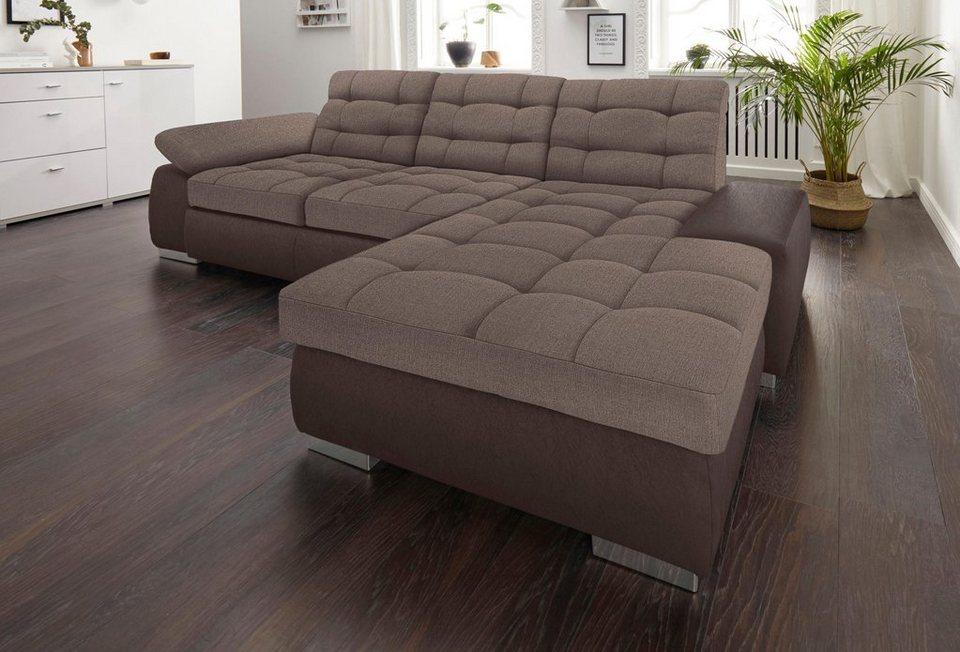 sit more polsterecke xxl wahlweise mit bettfunktion online kaufen otto. Black Bedroom Furniture Sets. Home Design Ideas