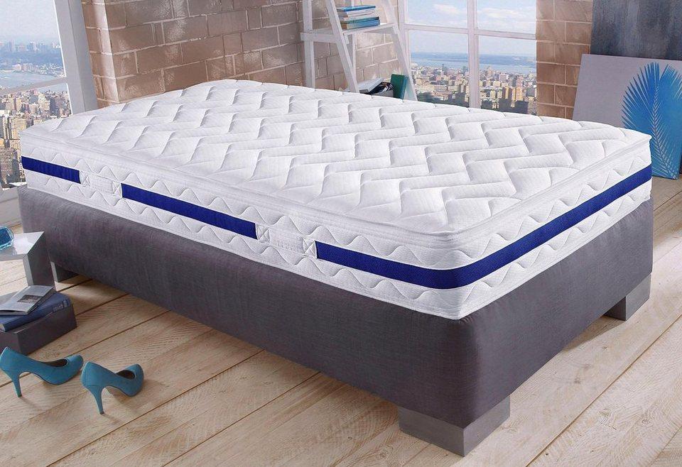 taschenfederkernmatratze 1000 pur breckle 25 cm hoch 1000 federn online kaufen otto. Black Bedroom Furniture Sets. Home Design Ideas