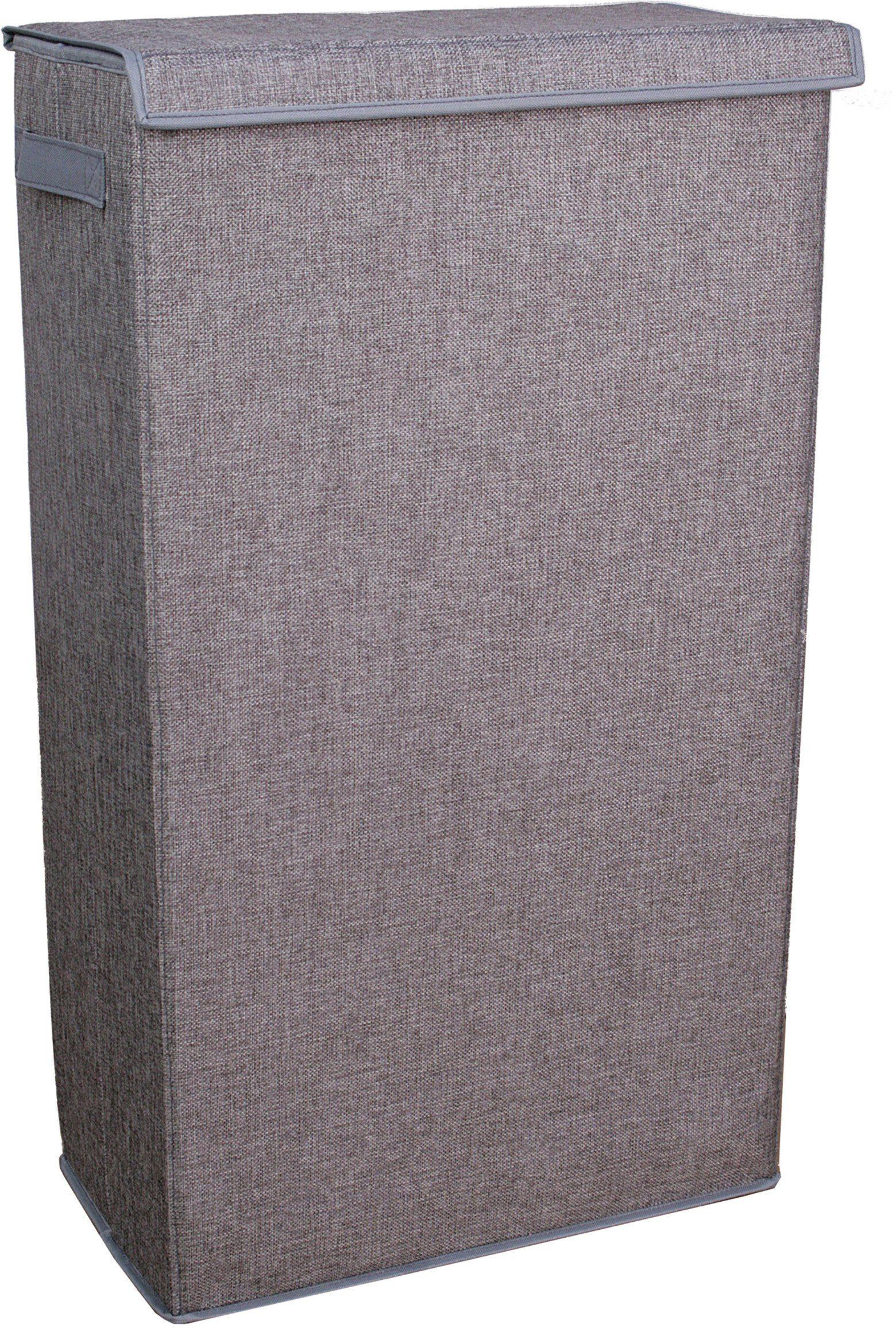 Franz Müller Flechtwaren Wäschebox (1 Stück), faltbar