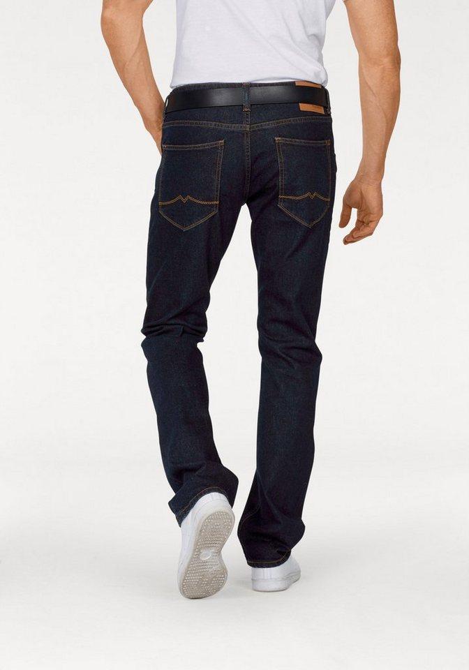 Mustang jeans herren jeans niedriger bund