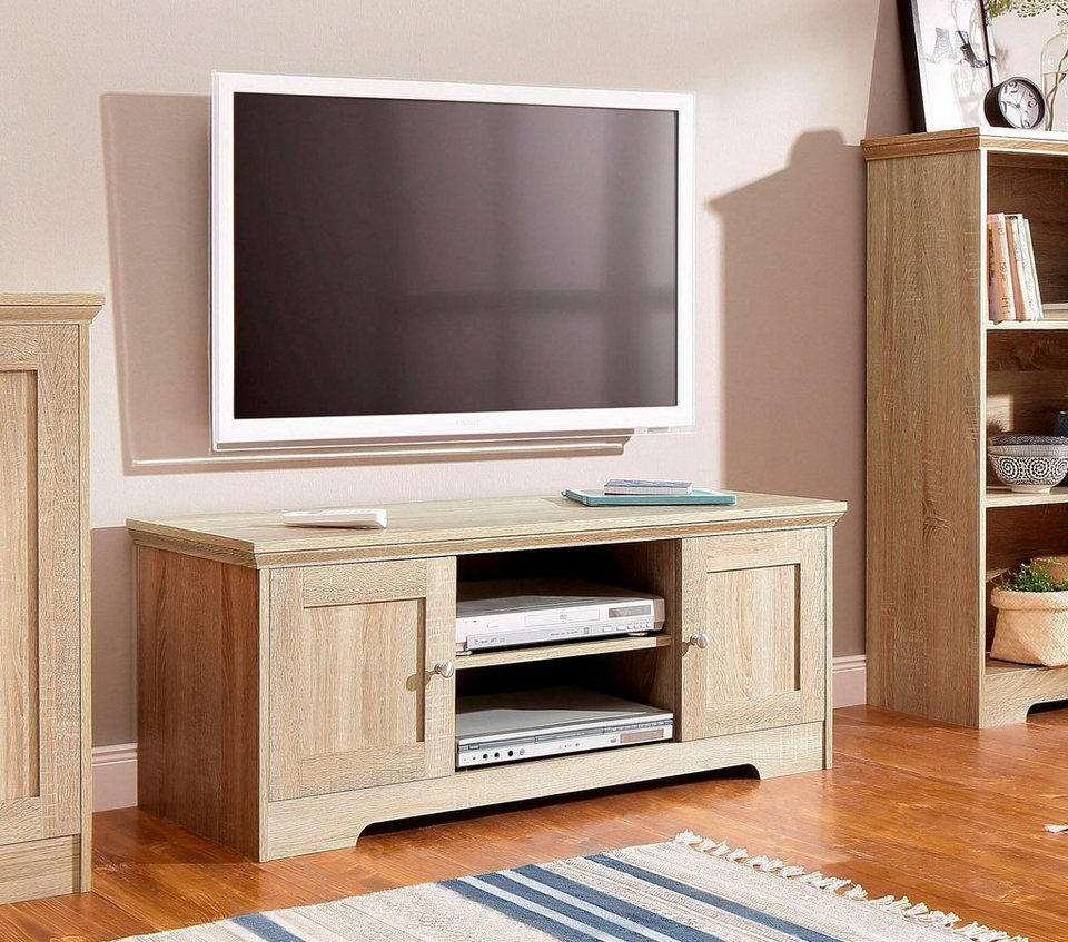 lowboard sonoma eiche top turin tv stand with lowboard. Black Bedroom Furniture Sets. Home Design Ideas