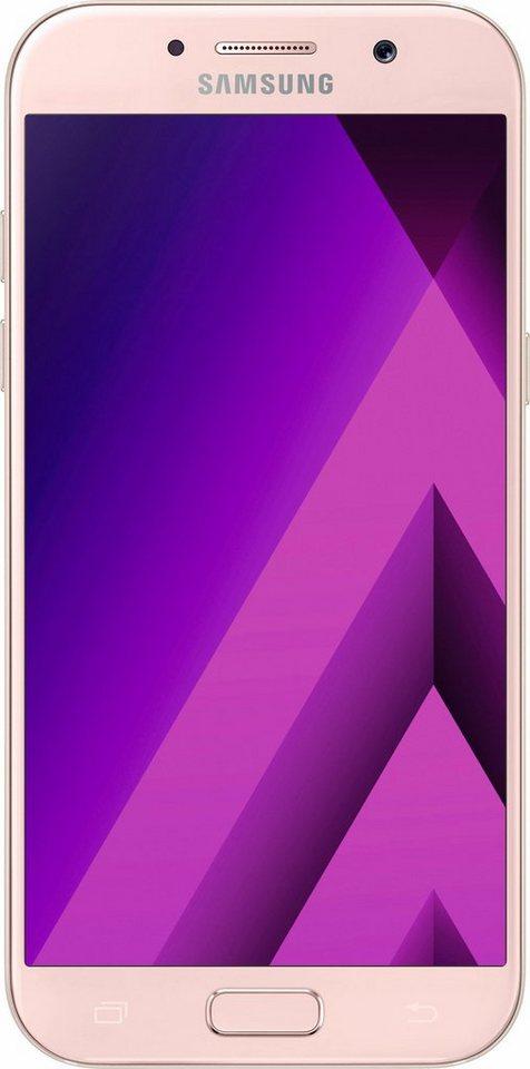 samsung galaxy a5 2017 smartphone 13 22 cm 5 2 zoll display lte 4g online kaufen otto. Black Bedroom Furniture Sets. Home Design Ideas