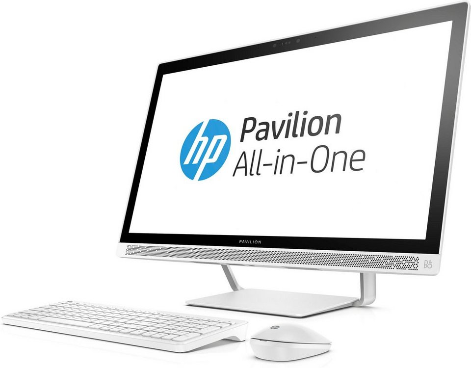 hp pavilion all in one pc 27 a265ng intel core i5 68 6cm. Black Bedroom Furniture Sets. Home Design Ideas