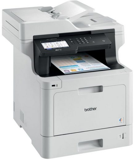 Brother Farblaser-Multifunktionsdrucker »MFC-L8900CDW 4in1 Multifunktionsdrucker«