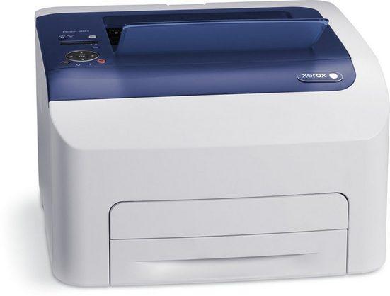Xerox Farblaser-Drucker »Phaser 6022 Farb-LED-Drucker A4«