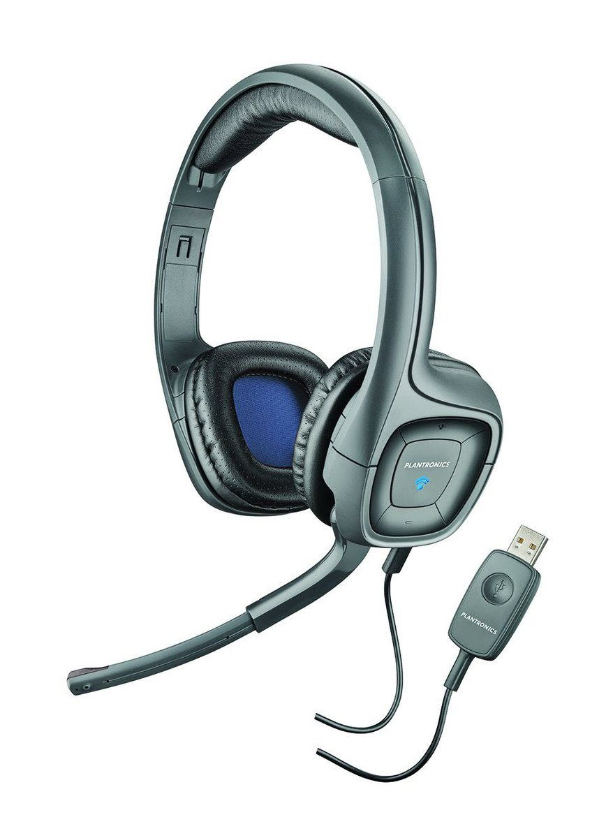 Plantronics Headset »655 DSP Digitales USB Stereo-Headset«