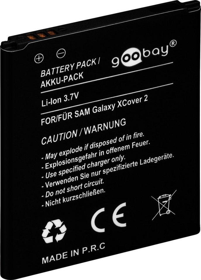 goobay Ersatzakku »für Samsung xCover 2« - Preisvergleich