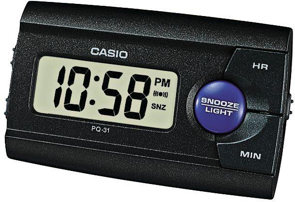 Casio Wecker, »PQ-31-1EF«