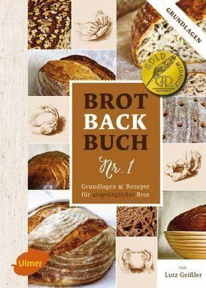 Gebundenes Buch »Brotbackbuch Nr. 1«