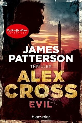 Broschiertes Buch »Evil / Alex Cross Bd.20«