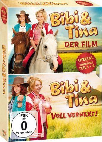 DVD »Bibi und Tina Filmbox: Teil 1 & 2«