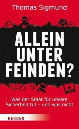 Gebundenes Buch »Allein unter Feinden?«