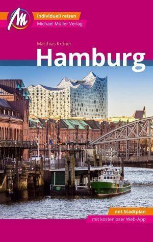 Broschiertes Buch »Hamburg Reiseführer Michael Müller Verlag«