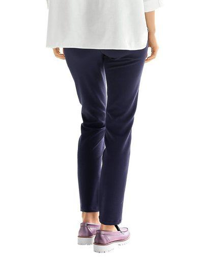 Alba Moda Hose in schmaler Skinny Form