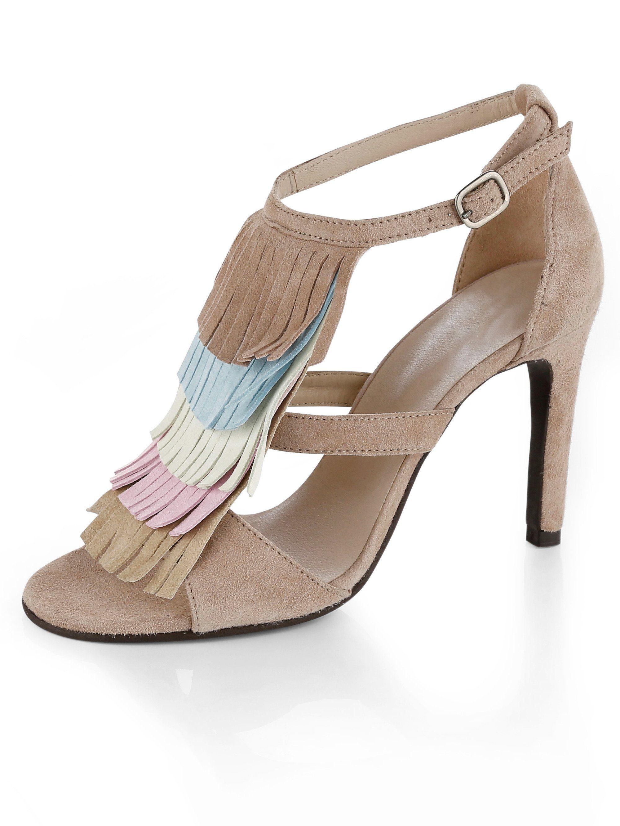 Online KaufenOtto Fransen Moda Mit Alba Sandalette 4c3jqARL5