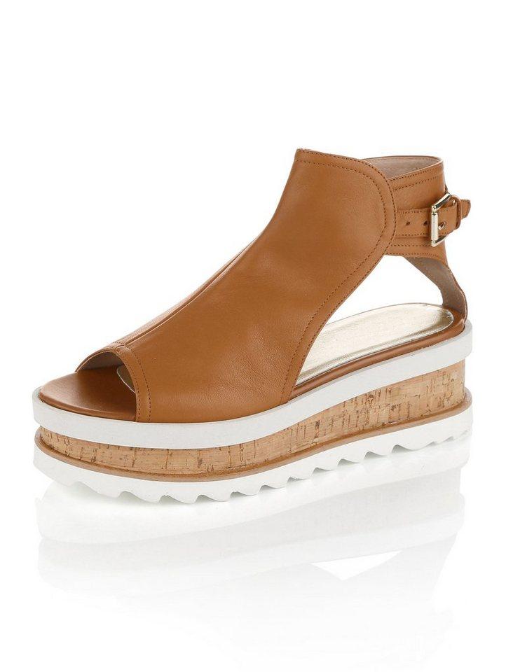 Alba Moda Sandalette online kaufen   OTTO 65498363a4