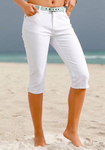 Beachtime Caprijeans