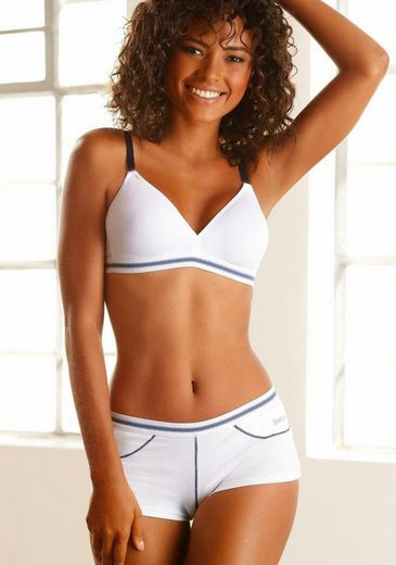 Bench. Bralette Bras Without Iron, Cotton