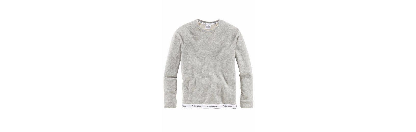 Calvin Klein Sweatshirt, aus weicher Sweatware