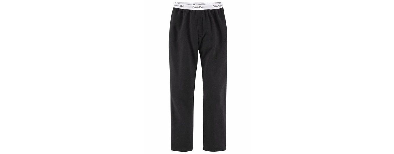 Calvin Klein Relax-Hose, aus weicher Sweatware