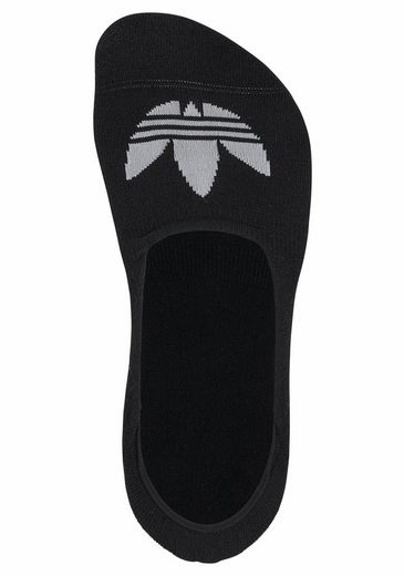 Adidas Originals Footsies With Silicone Print On The Heel