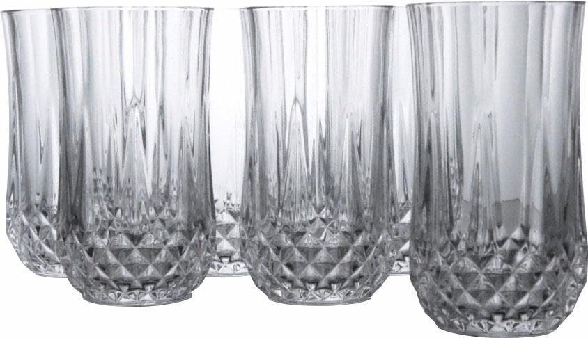 ECLAT Longdrinkglas »Longchamp« (6 Stück)