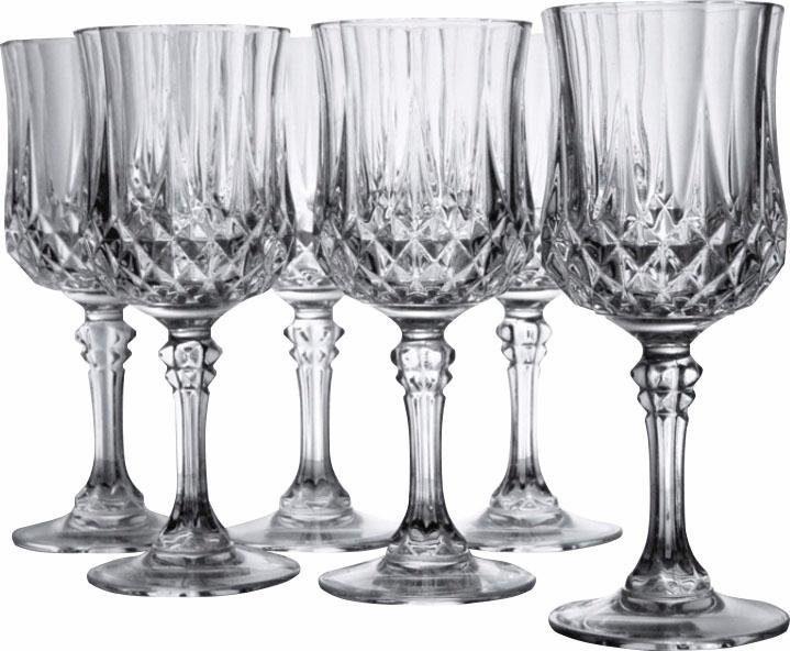 ECLAT Rotweinglas »Longchamp« (6 Stück)