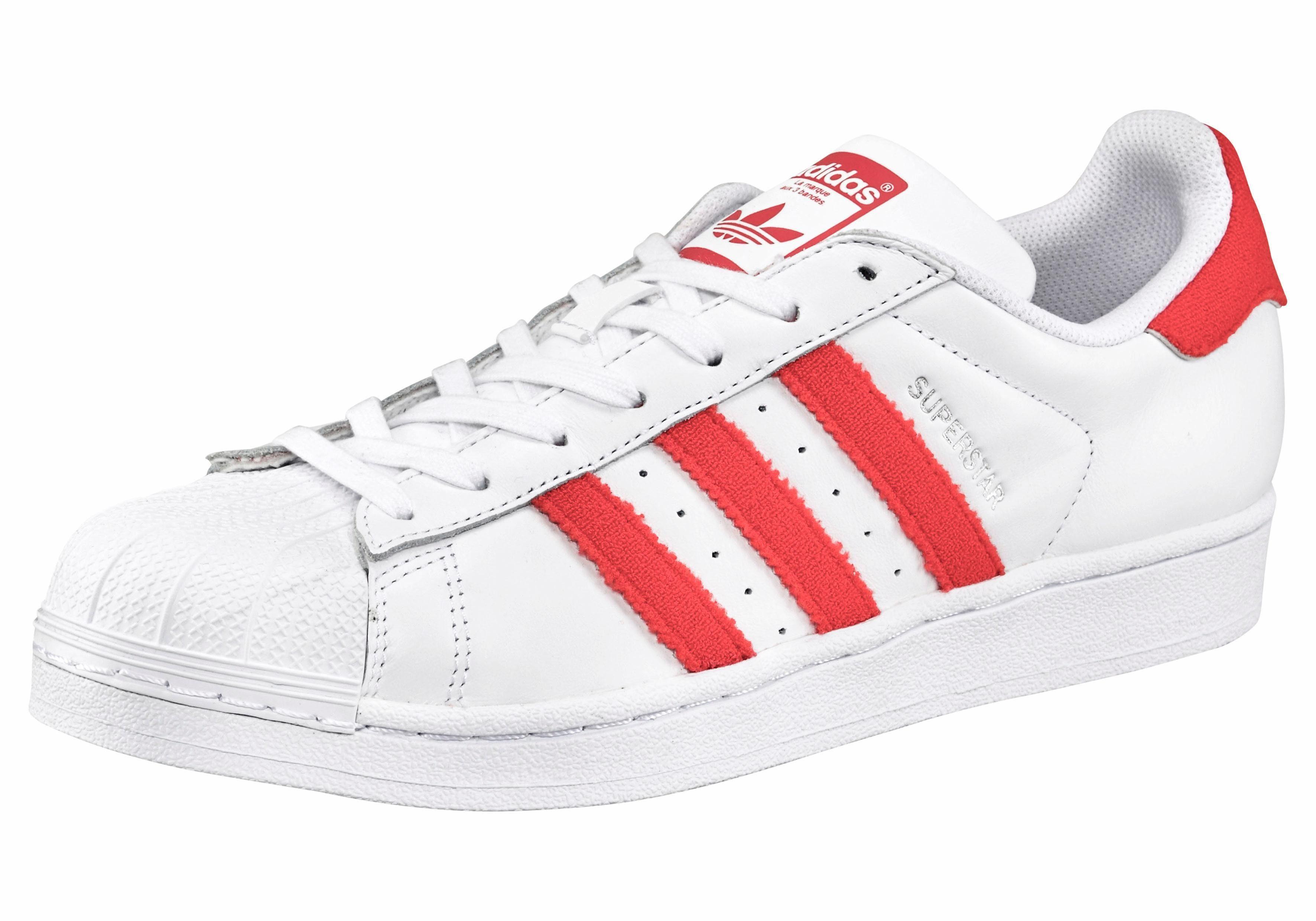 adidas schuhe damen sneakers weiss
