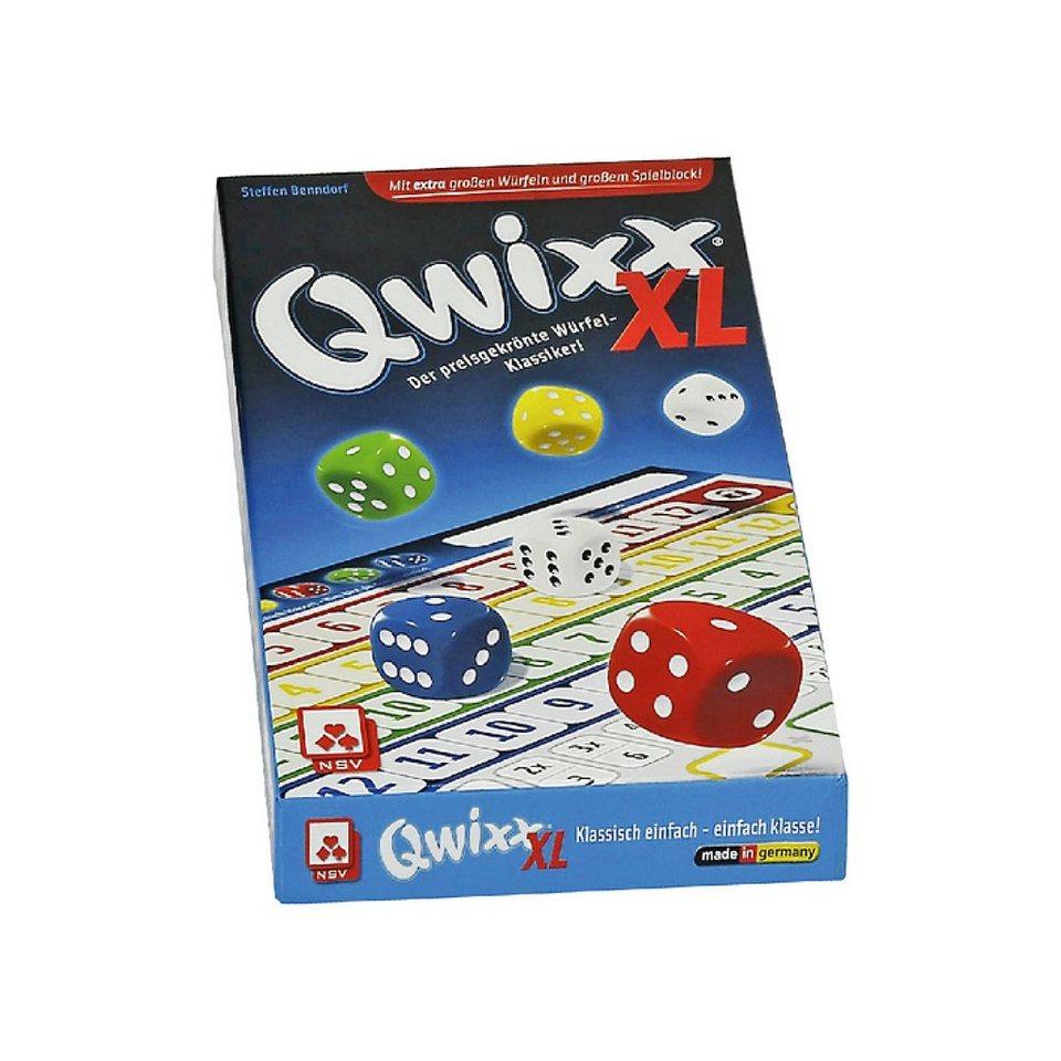 Nürnberger Spielkarten Qwixx XL online kaufen