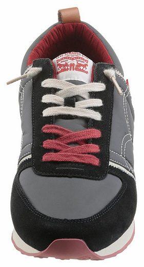 Levi's® Gilmore Sneaker, mit stylisch bedruckter Laufsohle
